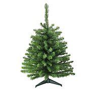 Northlight 3' Medium Canadian Pine Artificial Christmas Tree - Unlit