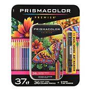 Prismacolor 36-Pc. and 1-Pc. Bonus Marker Fine Art Pack