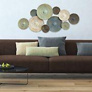Stratton Home Decor Asheville Textured Plates Wall Decor