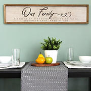 Stratton Home Decor Our Family Wall Art