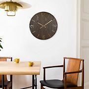 Stratton Home Decor Bennett Wood Wall Clock - Multi