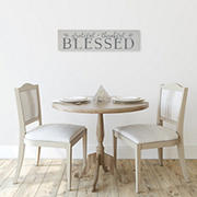 Stratton Home Decor Grateful Thankful Blessed Wall Art