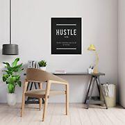 Stratton Home Decor Hustle Wall Art