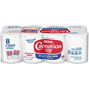 Carnation Evaporated Milk, 8 ct./12 oz.