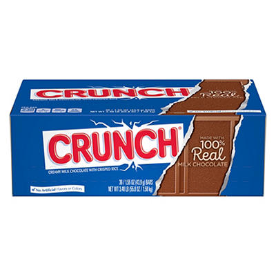 Nestle Crunch Singles, 36 ct.