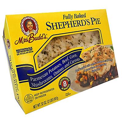 Mrs. Budd's Beef Shepherd's Pie, 32 oz.