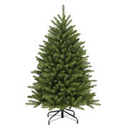 Puleo International 4.5' Fraser Fir Artificial Christmas Tree with Stand