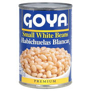 Goya Small White Beans, 6 pk./15.5 oz.
