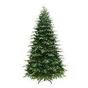 Puleo International 7.5' Rutland Spruce Pre-Lit Tree with 700 ct. Lights