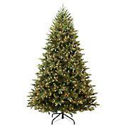 Puleo International 7.5' Westford Spruce Pre-Lit Tree with 700 ct. Lights