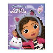 Welcome to Gabby's Dollhouse (Gabby's Dollhouse Storybook with Headband)