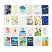 Hallmark All Occasions Card Box, 48 ct.