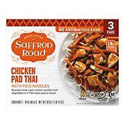 Saffron Road Gluten Free Chicken Pad Thai, 3 ct./10 oz.