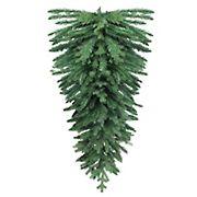 "Northlight 60"" Green Pine Artificial Christmas Teardrop Swag - Unlit"