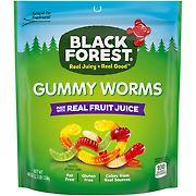 Black Forest Gummy Worms SUB, 40 oz.