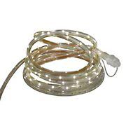 CC Christmas Decor 10' Warm  LED Outdoor Christmas Linear Tape Lighting - White