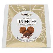 Van Lys Dusted Truffles, 700g, 24.7 oz.