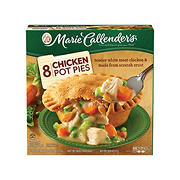 Marie Callender's Chicken Pot Pies, 8 ct./5 lbs.