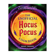 The Unofficial Hocus Pocus Cookbook: Bewitchingly Delicious Recipes for Fans of the Halloween Classic