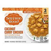 Saffron Road Coconut Curry Chicken, 3 ct./10 oz.