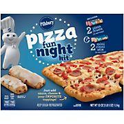 Pillsbury Pizza Fun Night Kit with Pizza Crust & Mini Cinni Stix, 4 pk.
