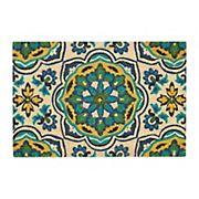 Waverly Greetings 2' x 3' Indoor/Outdoor Doormat - Multicolor
