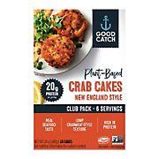 Good Catch Plant Based Crab Cakes, 24 ct.