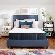 """Stearns & Foster Estate  14"""" Luxury Cushion Firm Tight Top Full Size Mattress"""
