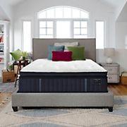 "Stearns & Foster Estate  14.5"" Luxury Plush Euro Pillowtop Full Size Mattress"
