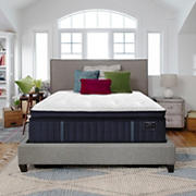 "Stearns & Foster Estate 15"" Luxury Firm Euro Pillowtop Full Size Mattress"