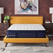 "Stearns & Foster Lux Estate 15"" Luxury Plush Euro Pillowtop Full Size Mattress"