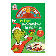 Dr Seuss's the Sounds of Grinchmas: With 12 Silly Sounds!