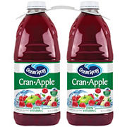 Ocean Spray Cran-Apple Juice, 2 pk./96 oz.