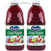 Ocean Spray Cran-Apple Juice, 2 pk./96 oz.