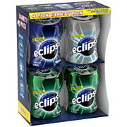 Eclipse Sugar-Free Gum Variety Pack, 4 pk./60 ct.
