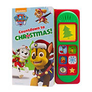 Nickelodeon PAW Patrol: Count down to Christmas