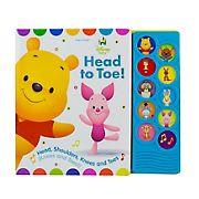 Disney Baby Listen and Learn Winnie Pooh OP