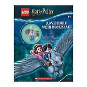 Adventure with Buckbeak! (LEGO Harry Potter: Activity Book with Minifigure)