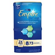 Enfamil Enspire Infant Formula Milk-Based Powder with Iron 2 pk./20.5 oz.