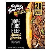 Philly Gourmet Shaved Steak, 42 oz.