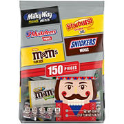 M&M's, Snickers, Starburst, Milky Way and More Holiday Variety Pack Christmas Candy,  150 ct./43.6 oz.