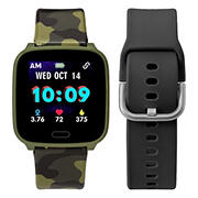 Timex iConnect Kids Active Smartwatch Gift Set - Camo