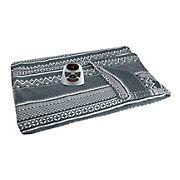 Biddeford Blankets Microplush Heated Blanket With Digital Controller - Gray Nordic