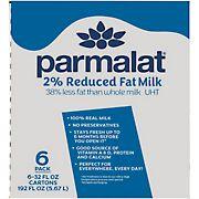 Parmalat 2% Reduced Fat Milk, 6 pk. /32 oz.