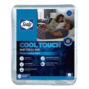 Sealy Cool Touch Twin Size Mattress Pad
