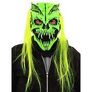 Zagone Nuclear Demon UV Adult Mask - One Size