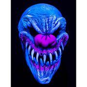 Zagone Last Laugh Clown Adult Mask - One Size