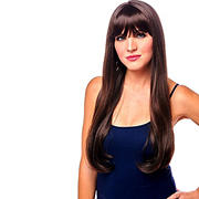 Costume Culture By Franco Chocolate Berry Womens Wig - One Size
