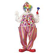 Rubies Dashing Clown Costume