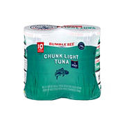 Bumble Bee Chunk Light Tuna in Water, 10 pk./5 oz.